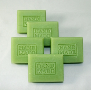 Green Mint Soap